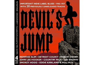 VARIOUS - Devil's Jump-Important Indie Label Blues 1946-57 - (CD)