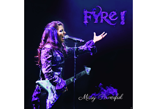 Fyre - Missy Powerful - (CD)
