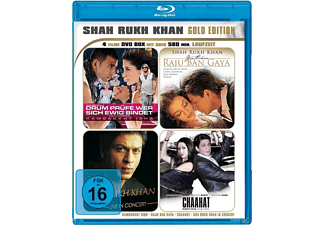 DIE GROSSE SHAH RUKH KHAN BOX [Blu-ray]