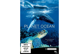 PLANET OCEAN MEGABOX (METALLBOX) [DVD]