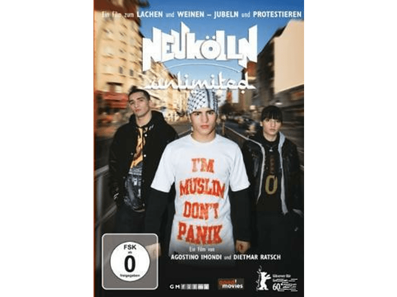 NEUKÖLLN UNLIMITED [DVD]