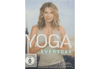 YOGA EVERYDAY (DELUXE EDITION) - (DVD)