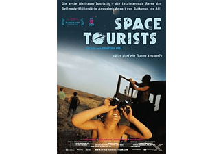 SPACE TOURISTS - (DVD)
