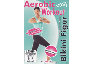 EASY AEROBIC WORKOUT [DVD]