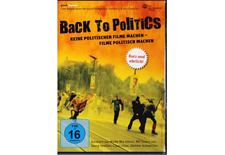 BACK TO POLITICS [DVD]