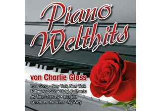 VARIOUS - Piano Welthits - (CD)