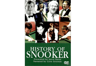History of Snooker - (DVD)