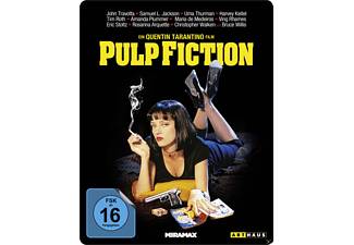 Pulp Fiction (Steelbook Edition) - (Blu-ray)