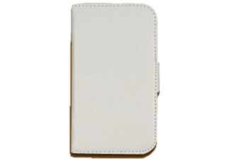 IWILL DSS409 Samsung Galaxy S4 Leather Case Beyaz