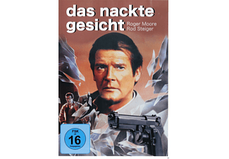 DAS NACKTE GESICHT (THE NAKED FACE) - (DVD)