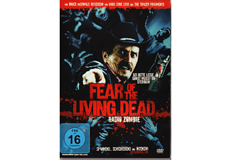 FEAR OF THE LIVING DEAD - (DVD)