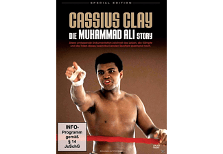 CASSIUS CLAY-DIE MUHAMMAD ALI STORY - (DVD)