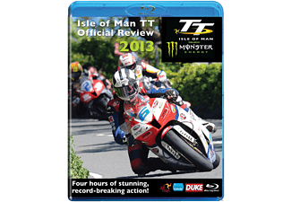 2013 OFFICIAL REVIEW ISLE OF MAN - (Blu-ray)