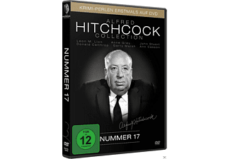NUMMER 17 (ALFRED HITCHCOCK COLLECTION) - (DVD)