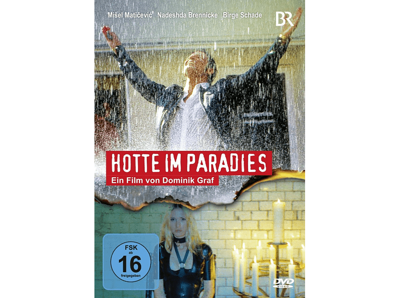 Hotte im Paradies [DVD]