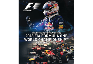FIA 2013 - THE OFFICIAL REVIEW - (Blu-ray)