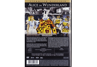 ALICE IM WUNDERLAND (CLASSIC EDITION) - (DVD)