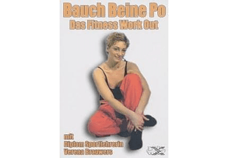 BAUCH BEINE PO - DAS FITNESS WORK OUT [DVD]