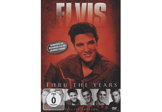 Elvis Presley - Thru The Years - (DVD)