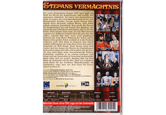 STEPHANS VERMÄCHTNIS [DVD]