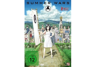 SUMMER WARS - (DVD)