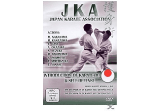 Introduction of Karate-Do & Self-Defense - (DVD)