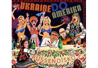 Wladimir Kaminer - Ukraine do Amerika: Russendisko - (CD)