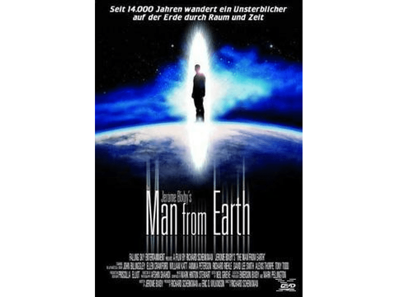 THE MAN FROM EARTH [DVD]