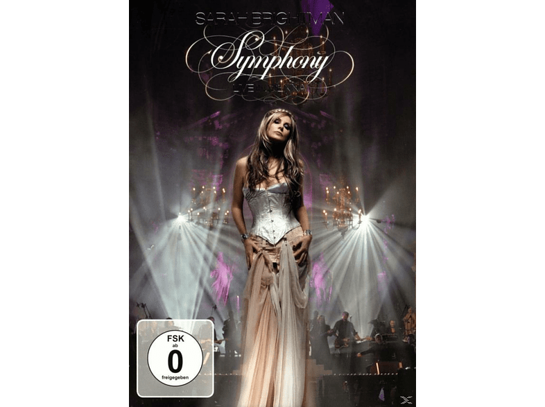 Sarah Brightman - Symphony - Live In Vienna [DVD]