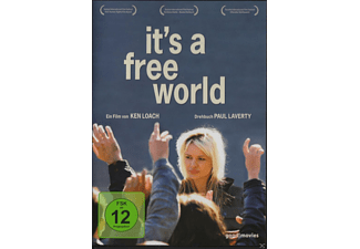 IT S A FREE WORLD - (DVD)