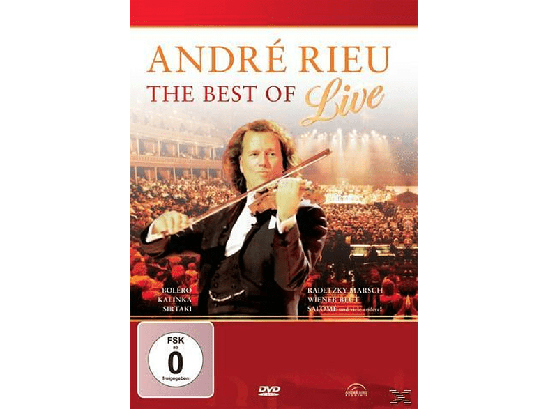 André Rieu - The Best Of - Live [DVD]