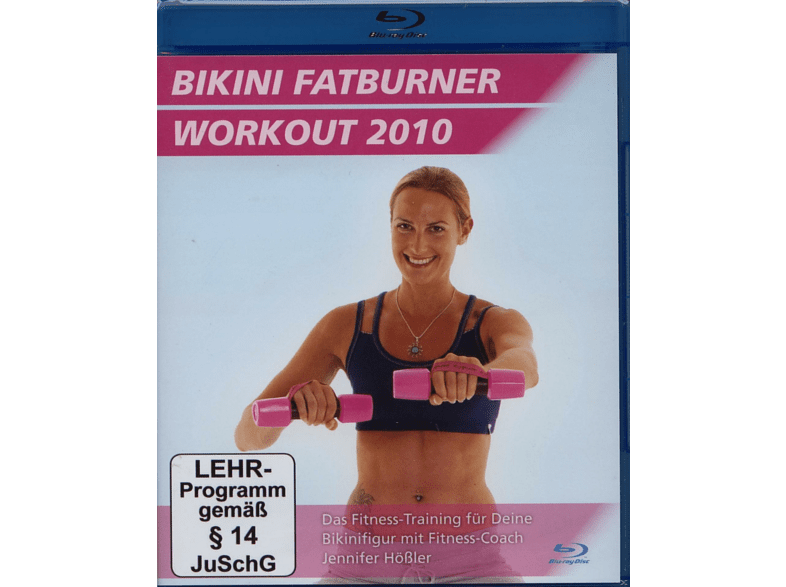 Bikini Fatburner Workout 2010 [Blu-ray]