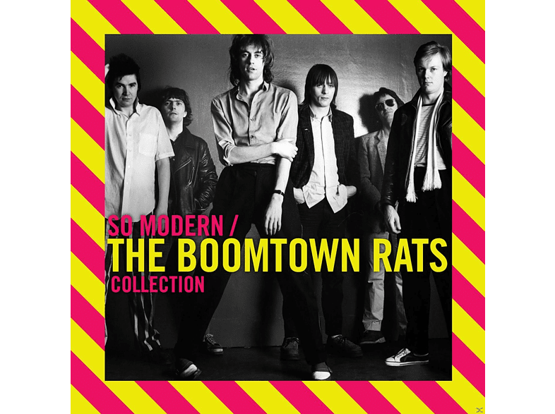 The Boomtown Rats - The Boomtown Rats Collection [CD]