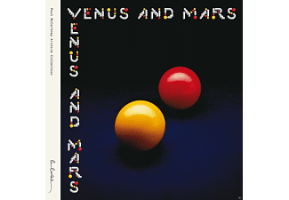 Wings - Venus And Mars (Remastered) (Ltd.Special Edition) - (CD + DVD)