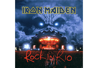 Iron Maiden - Rock In Rio. Live - (CD)