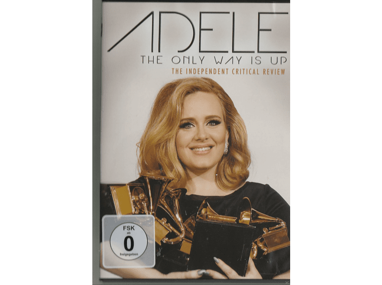 Adele - The Only Way Is Up [DVD]