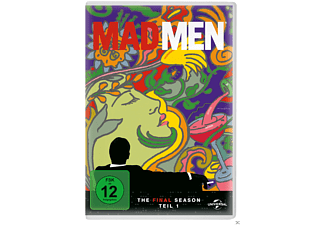 Mad Men - Staffel 7.1 - (DVD)