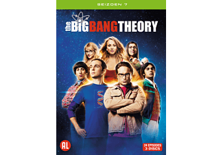The Big Bang Theory - Seizoen 7 - DVD