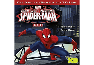 WARNER MUSIC GROUP GERMANY Marvel: Der ultimative Spider-Man 08