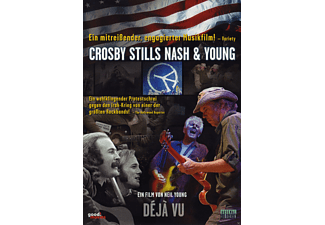 Crosby, Stills, Nash & Young - DEJA VU - (DVD)
