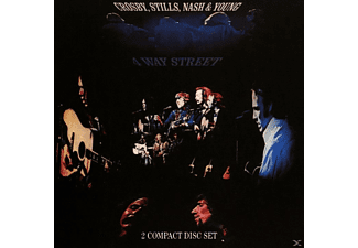 Neil Young, Crosby, Stills, Nash & Young - 4 Way Street CD