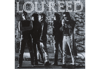 Lou Reed - New York - (CD)