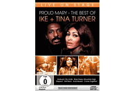 Ike & Tina Turner - PROUD MARY - THE BEST OF - LIVE ON STAGE [DVD]