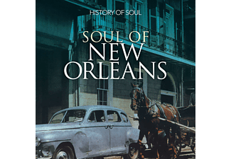 VARIOUS - Soul Of New Orleans 1958-1962 - (CD)
