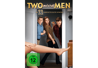 Two and a half Men - Die komplette 11. Staffel - (DVD)