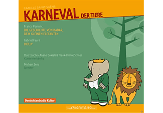 Michael Sens, Duo Touché - Karneval Der Tiere - (CD)