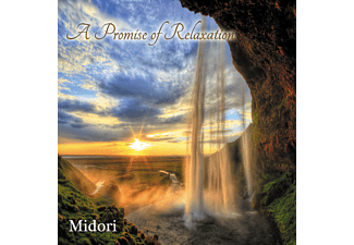 Midori - A Promise of Relaxation (CD)
