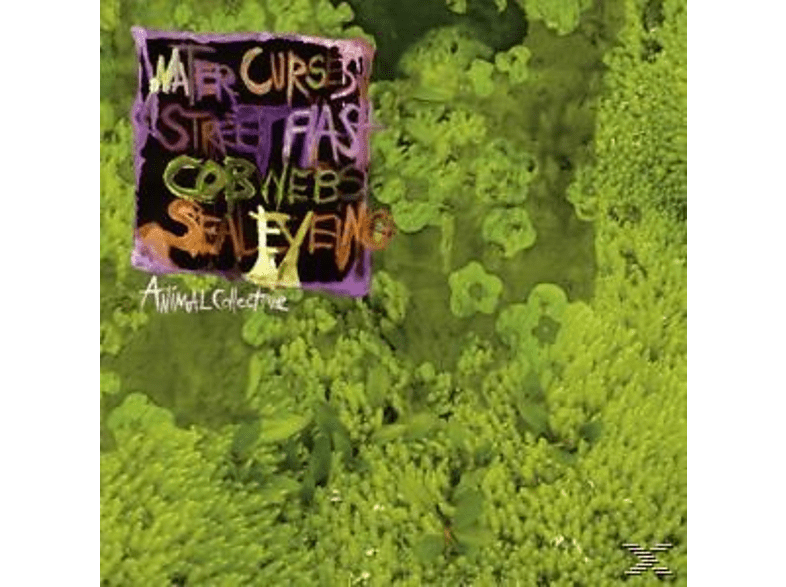 Animal Collective - Water Curses [CD]