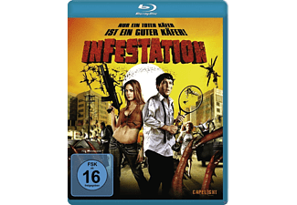 INFESTATION - (Blu-ray)
