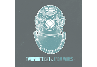 Twopointeight - From Wires - (CD)